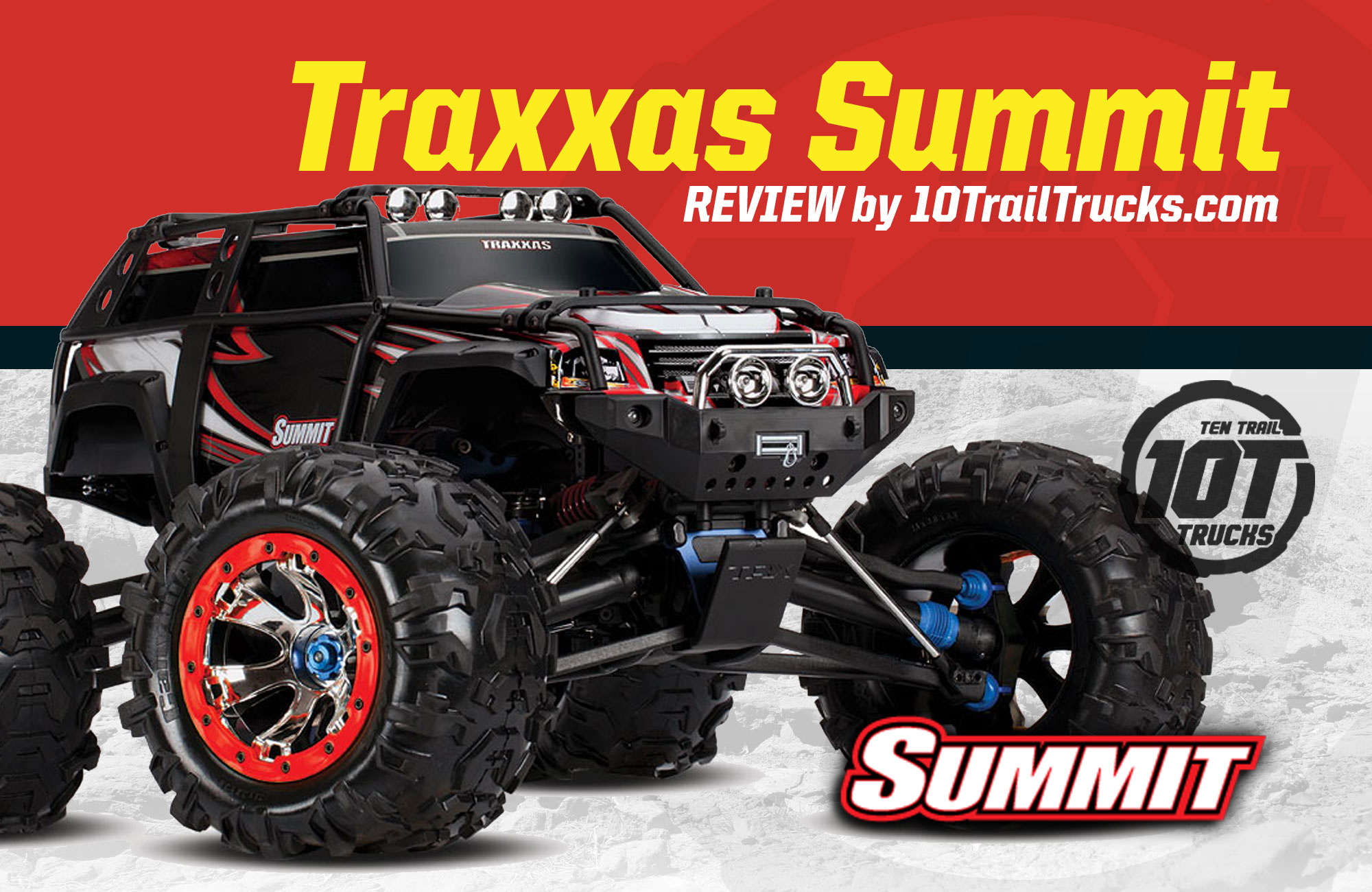 Traxxas Summit Review – A Jack Of All Trades