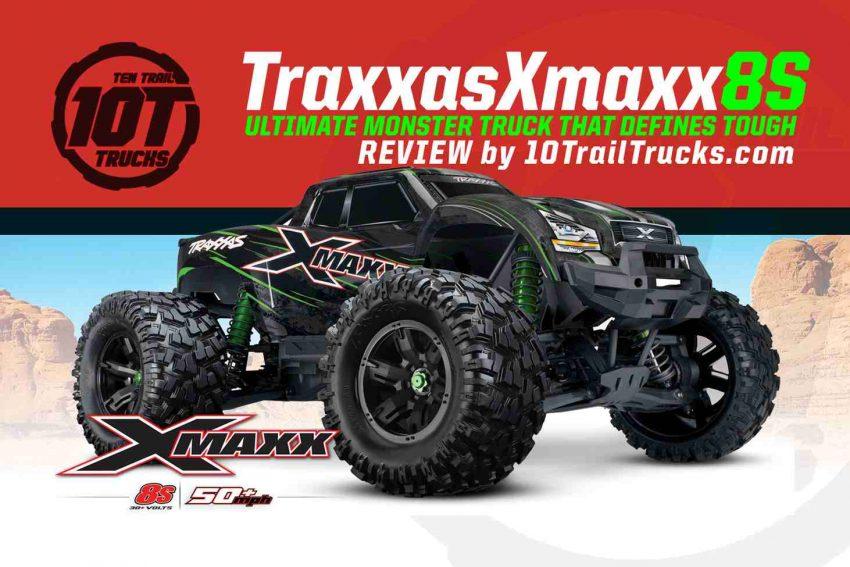 traxxas xmaxx review