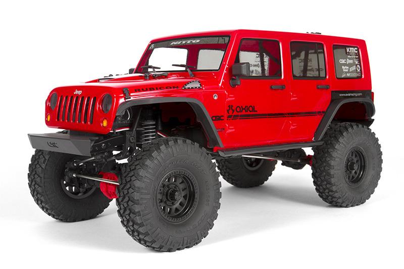 SCX10 RC Jeep