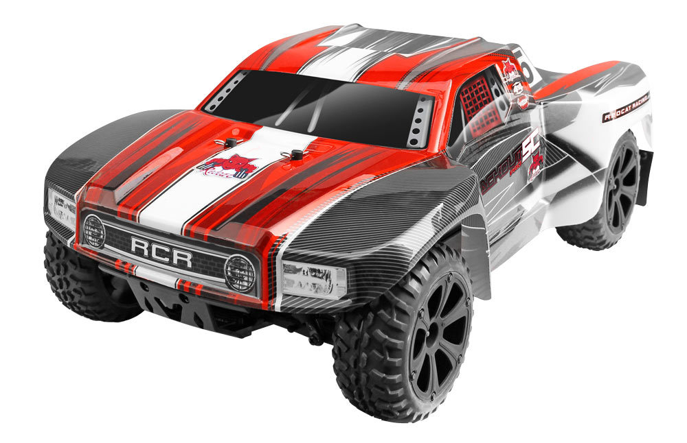 blackout rc truck