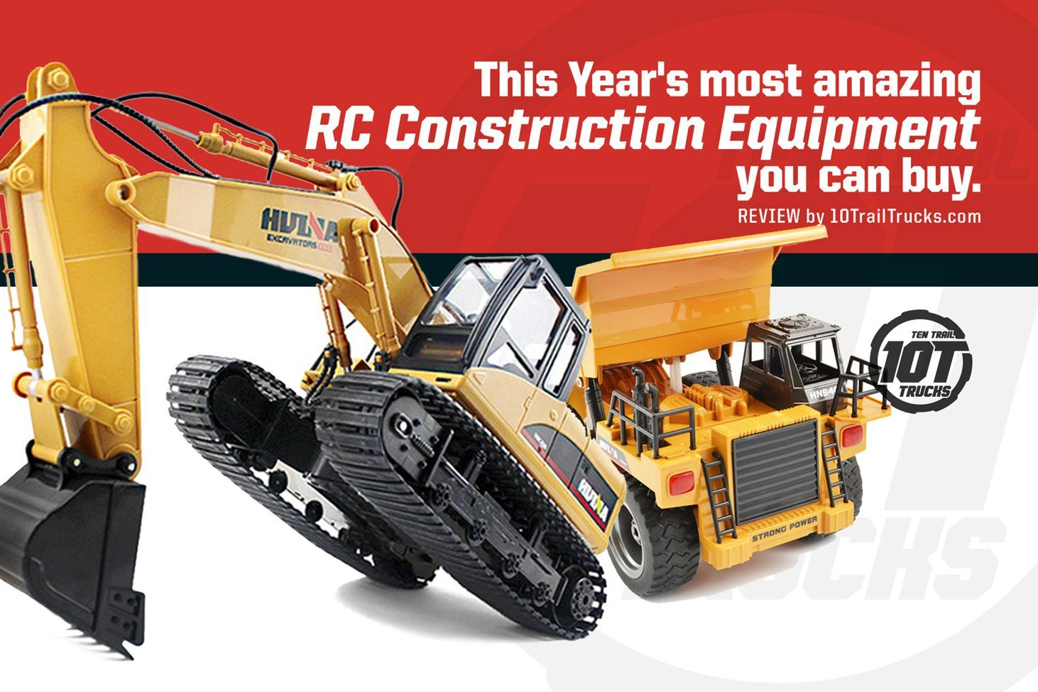 RC CONSTRUCTION EQUIPMENT | BEST VALUE HEAVY WORK VEHICLES [2020 GUIDE]