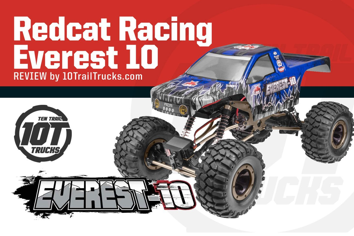RedCat Racing Everest 10 Review