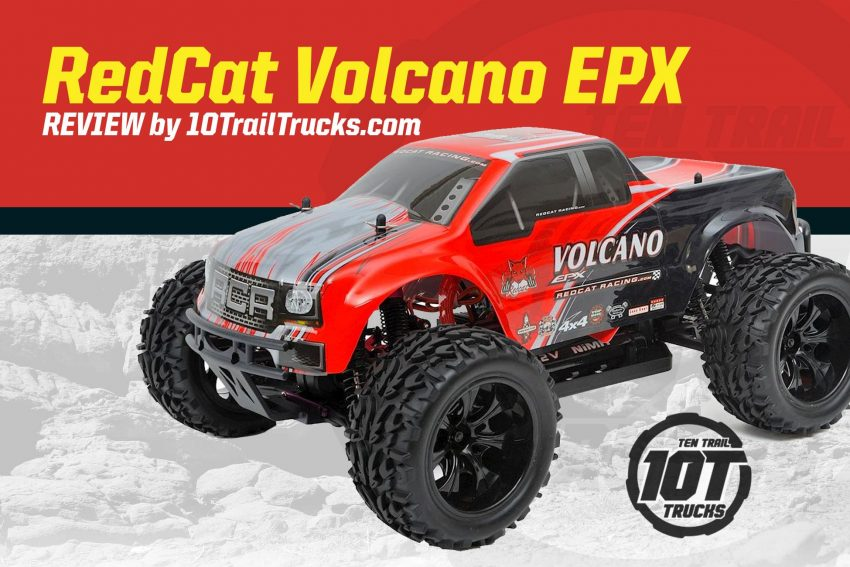 redcat racing volcano review