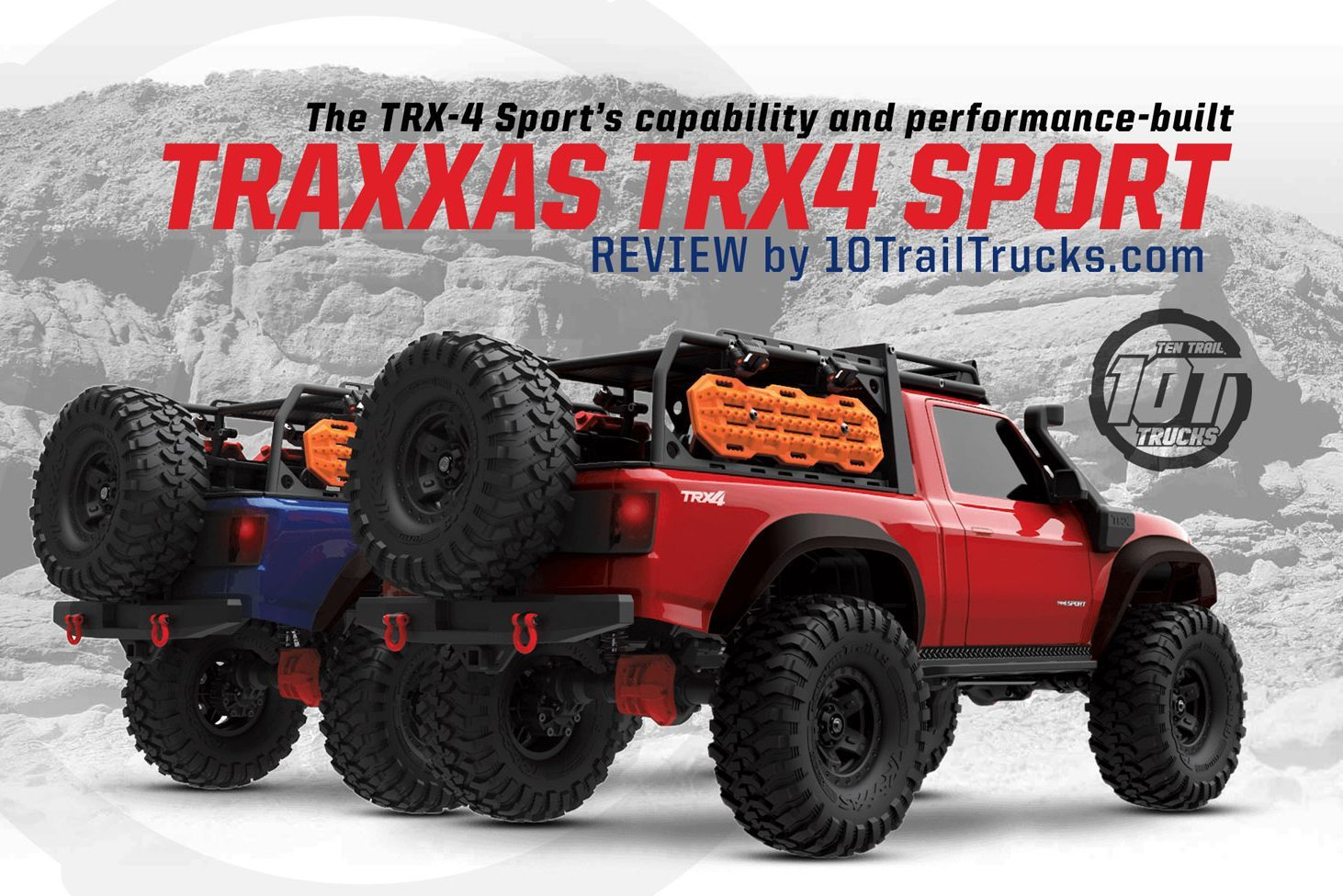 Traxxas TRX-4 Sport Review – Amazing performance with an affordable price tag