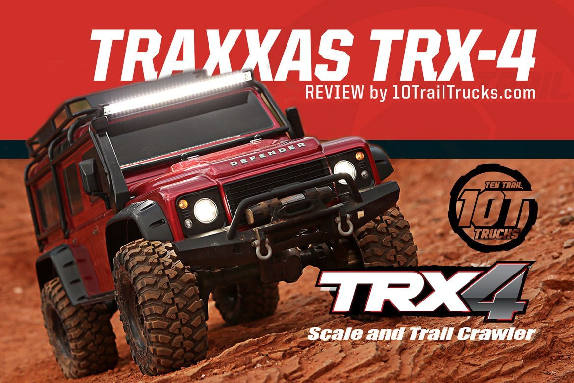 Traxxas TRX-4 Review