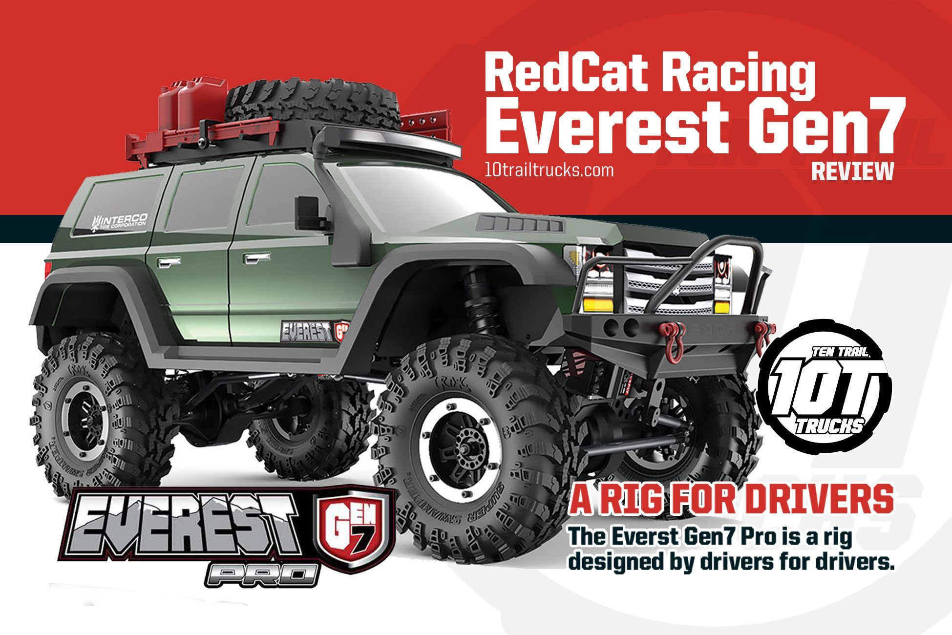 RedCat Racing Everest Gen7 Review