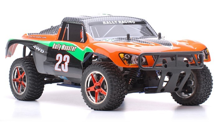 rc rally trophy truck