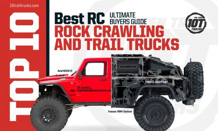 Best RC Rock Crawlers & Remote Controlled Trail Trucks [2020 GUIDE]