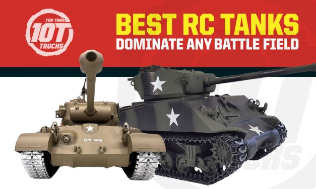 BEST RC TANKS TO DOMINATE THE BATTLEFIELD [2020 GUIDE]