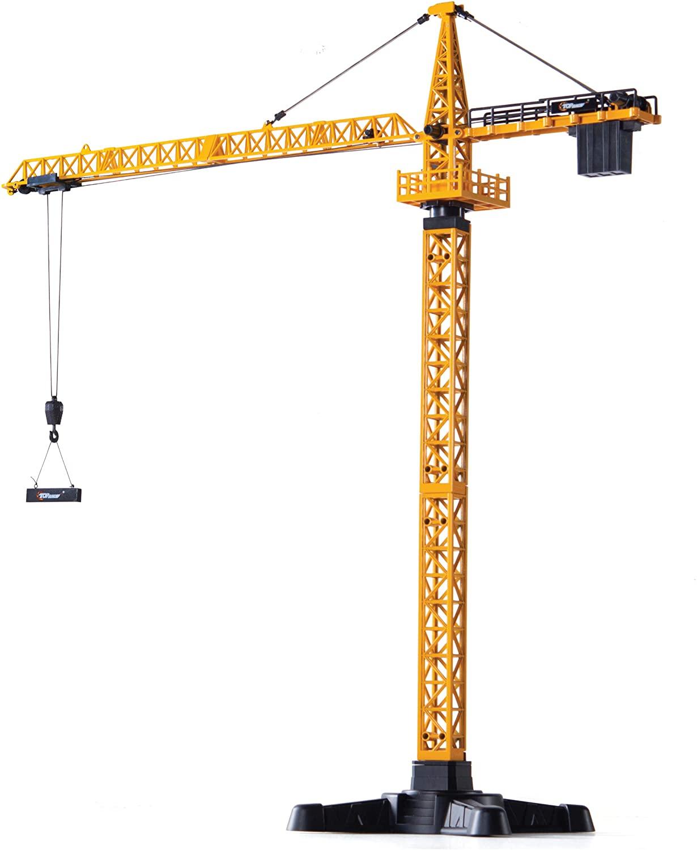 toprace rc tower crane